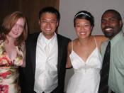 Highlight for Album: Connie & Kyun's Wedding