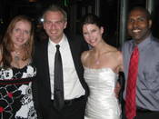Highlight for Album: Sara & Jared's Wedding