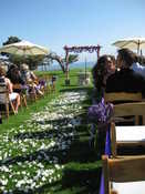 Ceremony Site - Seagrove Park in Del Mar
