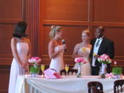 Highlight for Album: Archie & Heather's Wedding