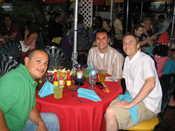 Doug, Marcello, Brandon