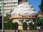The biggest ice cream cone ever!